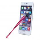 Aluminum Alloy Capacitive Screen Stylus Touch Pen for IPHONE / IPAD / IPOD - Deep Pink
