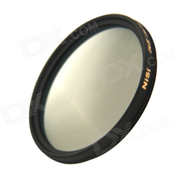 NISI 52mm PRO MC C-PL Multi-layer Coating Circular Polarizer Lens Filter - Black nisi 55mm pro mc cpl multi coated circular polarizer lens filter for nikon canon more black