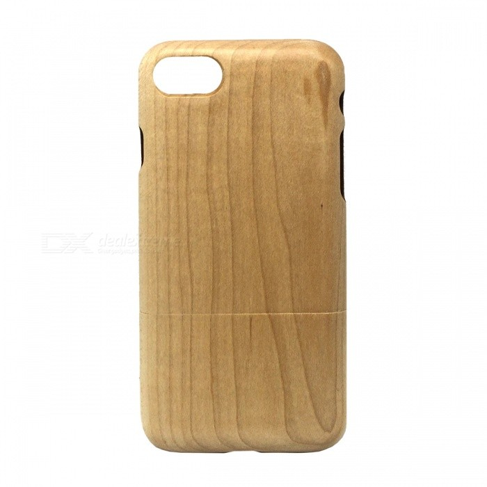 Retro Protective Maple Wood Back Case for IPHONE 6 PLUS - Wood