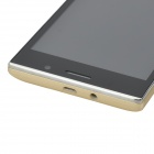 "JIAKE V9 Android 4.4 tokjerners WCDMA telefon med 5.0"", 4GB ROM, reaktivering, GPS, Bluetooth - Golden"