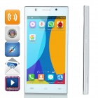 "JIAKE V9 Android 4.4 Dual-core WCDMA Phone w/ 5.0"", 4GB ROM, Wakeup, GPS, Bluetooth - White"