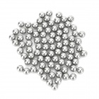 7.5mm Carbon Steel Slingshot Ball - Silver (90 PCS)