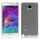 ENKAY Protective Plastic Back Case for Samsung Galaxy Note 4 N9100 - Gray