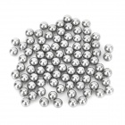 6mm Carbon Steel Slingshot Ball - Silver (90 PCS)