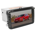 "LsqSTAR 8"" Capacitive Screen Android Car DVD Player w/ GPS / Wi-Fi / 1GB RAM / 8GB Flash for VW"