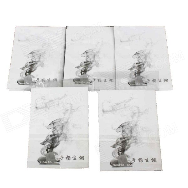 Magic Prop of Producing Smoke in Hand - Brown (5pcs)