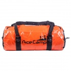 Acecamp 2464 Outdoor Sports Foldable Waterproof Bag Handbag - Orange (40L)