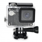 "SOOCOO S33W Waterdichte 1.5 ""TFT CMOS 12.0MP HD Sport Camera / Camcorder w / Wi-Fi, Mini HDMI - Zwart"