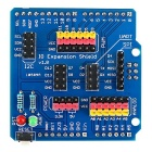 IO Expansion Board Sensor Shield Compatible with Arduino UNO / Leonardo / Mega2560