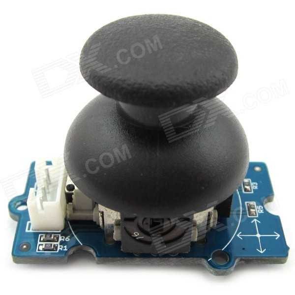 PS2 Thumb Joystick Game Controller Sensor Module for Arduino / AVR / ARM / RPi fast free ship for gameduino for arduino game vga game development board fpga with serial port verilog code