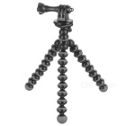 "6.5"" Octopus TrIPOD for Camera / GoPro / SJ4000 - Black + Grey"