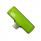 IR Appliances Wireless Remote Control for OTG Android Cellphone - Green