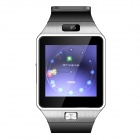 "1.56"" TFT LCD Screen GSM Smart Watch Phone w/ Bluetooth / FM - Black"