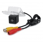 Wired CCD IP68 Waterproof 170' Wide-Angle IR Night Vision Car Rearview Camera for Honda 2012 Accord