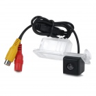 Wired HD CCD IP68 Vanntett 170 'Wide Angle IR Night Vision Car Rearview Kamera for VW New Bora