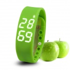 "Multifunctional 1"" LED USB Smart Bracelet Watch w/ 3D Pedometer & Sleep Monitor Functions"