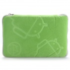 "Universal Protective Sleeve Pouch Bag Case Cover for 10.1"" Tablet PC - Green"