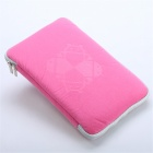 "Universal Protective Sleeve Pouch Bag Case for 8"" Tablet PC - Pink"