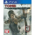 Genuine Tomb Raider Definitive Edition (Chinese + English Version) -PS4 Game