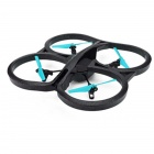 Genuine Parrot ar.drone 2.0 Power Edition (blue) - Controlled by Smart Mobile Phone / Tablet
