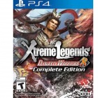 Genuine Dynasty Warriors 8: Xtreme Legends - PS Vita Game