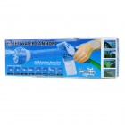 B303 Car Wash / Garden Watering Water Spray Gun - Grey Blue