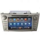 8 '' HD kapazitiver Touch Screen Android 4.2 GPS Car DVD-Player Navigationssystem für Toyota Camry