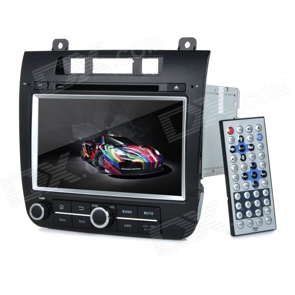 KD-8009 8 Android Dual-Core 3G Car DVD Player w/ 1GB RAM / 8GB Flash / GPS / Wi-Fi for VW Touareg планшет prestigio multipad grace 3118 pmt31183gccis black mediatek mt8321 1 2 ghz 1024mb 8gb wi fi bluetooth cam 8 0 1280x800 android