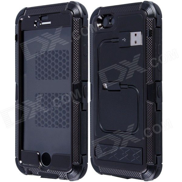 Redpepper Case Shockproof Case for IPHONE 6 - Black