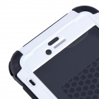 "Redpepper Shockproof Case for IPHONE 6 4.7"" - White + Black"
