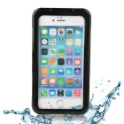 "EPGATE 6 Meters Underwater Protective Waterproof Case for IPHONE 6 Plus 5.5""  - Black + Transparent"