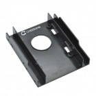 "CHEERLINK 3.5"" Dual HDD Support Holder - Black"