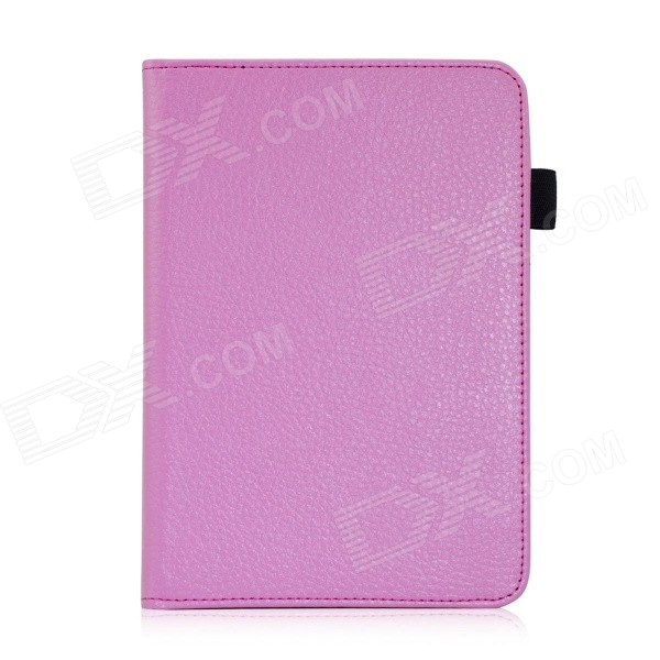 EPGATE A00665 Lychee Pattern Protective PU Flip-Open Case for 6 Amazon 2014 New Kindle - Pink велосипед forward funky 16 boy 2016
