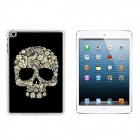 Ultra-thin Skull Head Pattern Protective Plastic Back Case for IPAD MINI 1 / 3 / RETINA IPAD MINI
