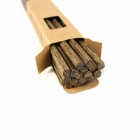 Retro Natural Wood Chopsticks - Coffee (10 Pairs)