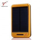 "MEDIACON SP30000A Universal 1A 5V ""30000mAh"" Li-ion Polymer Solar Power Bank Charger - Golden"