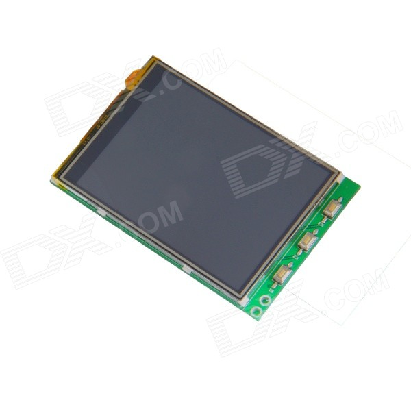 Wareshare 3.2 LCD Resistive Screen Module for Raspberry Pi brand new laptop screen for g770 lcd panel display replacement 17 3 wxga 1600 900 led panel one year warranty