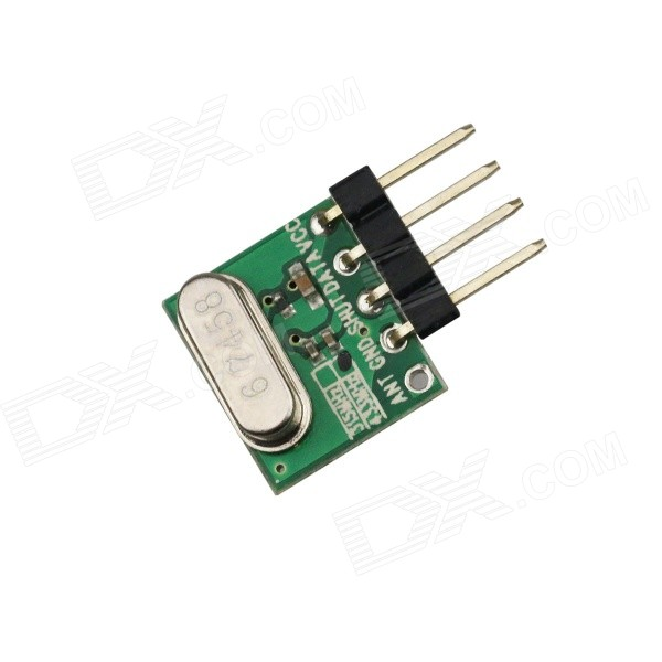 DRA887RX 433MHz Superheterodyne ASK Receiver Module for Picaxe / Arduino