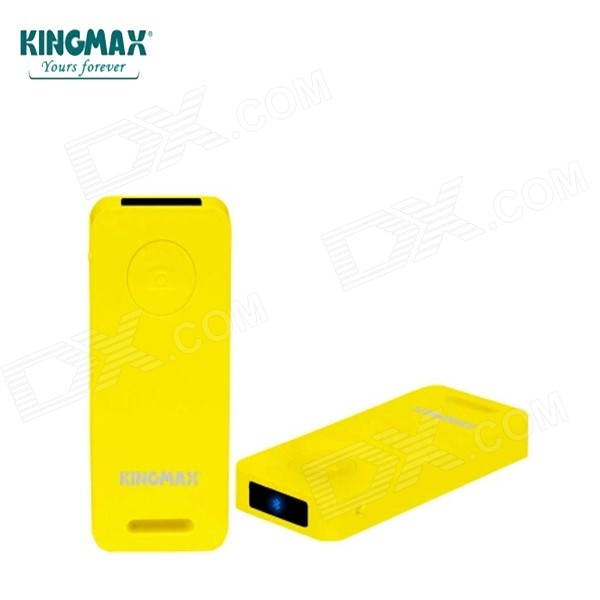 KINGMAX KBS-01 Wireless Bluetooth Autofoto Cámara disparador remoto para IPHONE / Samsung (1 x CR2032)
