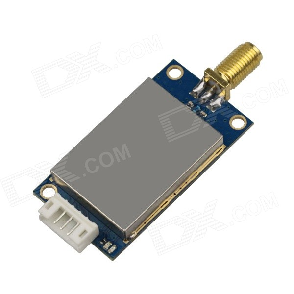 цены 433MHz Long Range SX1278 Radio Modem Telemetry Wireless RF Module w/ RS232 Interface