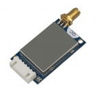 433MHz 100mW RS232 Interface Wireless RF Module w/ Group ID - Blue + Silver