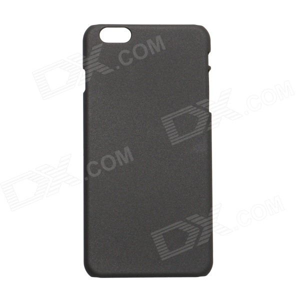 "Protective PC Back Case for IPHONE 6 PLUS 5.5"" - Black"