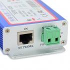 FSPD 02N 2-in-1 10KA RJ45 Network + 2Pin teho Surge Protection laite - musta (220 v)