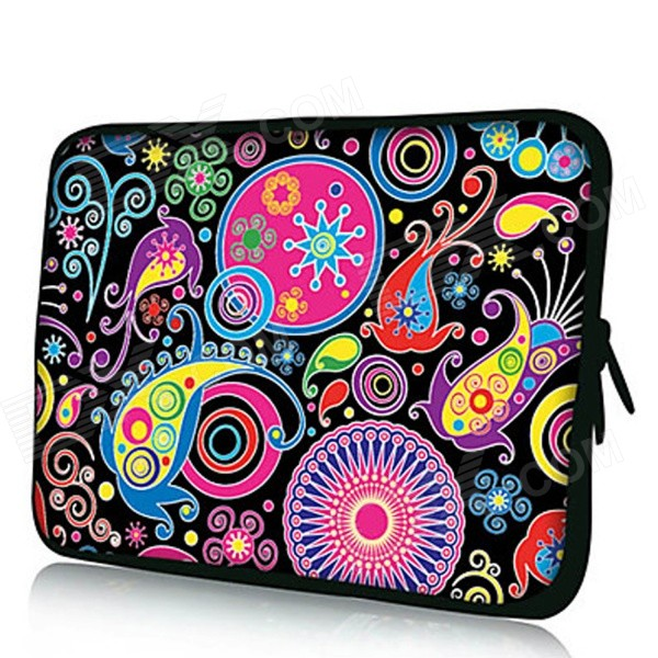 Undersea World Pattern Universal Laptop Sleeve Case Bag for 13 MACBOOK PRO / AIR / Dell / Acer lollipop removeable wall sticker