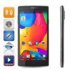 "JIAKE G6 Android 4.4.2 Dual-core WCDMA Phone w/ 5.5"" QHD, 4GB ROM, GPS, BT - Black"