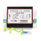 FSPD-02N 2-in-1 10KA Surge Protection Device w/ 100Mbps Network RJ45 + 2Pin Power (24~220V)