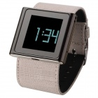 AOLUGUYA JL-D GSM Smart Watch Phone w/ 0.3MP Camera, Anti-lost Alarm, Remote Shutter, BT - Black