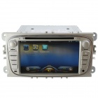 7'' HD 1024 x 600 kapasitive skjermen Android 4.2 bil DVD-spiller GPS styringen System for Ford Focus