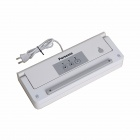 Household Fully Automatic Vacuum Sealer / Food Vacuum Packaging Machine Food Saver - White