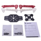 HJ330 Replacement Rack for Quadcopter - White + Wine Red